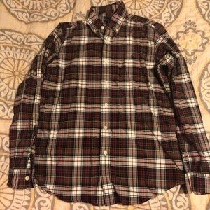 Polo Ralph Lauren Plaid Button Down